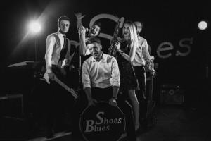 BLUES SHOES BW 005