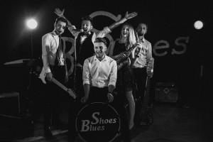 BLUES SHOES BW 006